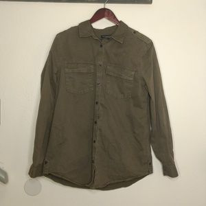 Banana Republic Utility Shirt